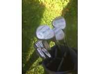 Mens right handed golf clubs