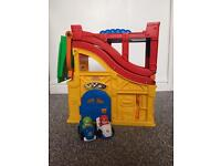 Fisher price Little people ramp