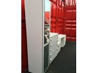 Bedroom furniture set wardrobe desk drawers (can deliver)