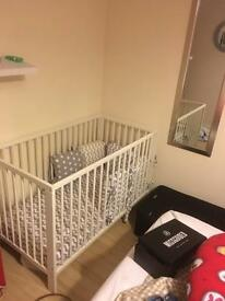 Baby cot great condition