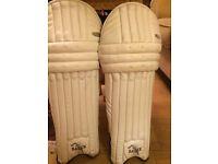 Cricket batting pads - Boys