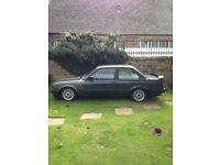 Looking to swap my E30 325i for a classic car project