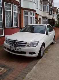mercedes c180 saloon manual petrol low genuine mileage