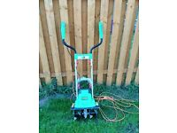 Florabest rotavator used for couple of hours selling half price