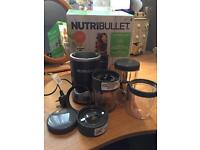 Nutribullet 600 series IMMACULATE CONDITION!!!