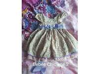 Bebés chic Spanish dress