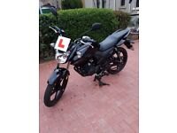 Low mileage 17 plate yahama ys125