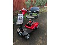 CARECO ECLIPSE NEW BATTERIES CAR BOOT MOBILITY