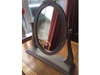 Dressing table/unit mirror, Willis and Gambier
