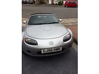 For sale Mazda MX5 lovely car only selling as have a new car