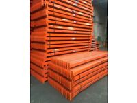 PSS Pallet racking beams, Planned Storage £9 + vat
