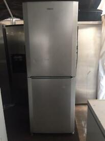 BEKO silver good looking frost free A-class fridge freezer cheap