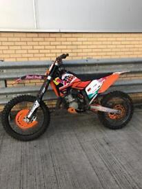 2010 Ktm 150 Sx £1800 ono