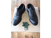 Golf Shoes Size 9 Worn Once