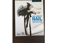 Nail Techician 3rd edition book