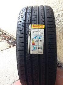 Brand New Pirelli Scorpion Verde 275/45/21