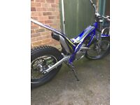 Sherco ST300 Trials Bike