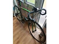 Carerra vanquish road bike PLUS extras (ownership details included)