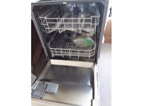 BEKO DW603 integrated dishwasher. Bought 2 years ago but only used once.