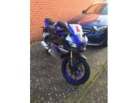 YAMAHA YZF-125 FOR SALE. ** STILL HAS MANUFACTURER WARRANTY. PERFECT CONDITION!! **