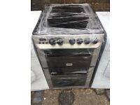 ZANUSSI STAINLESS STEEL 50cm ELECTRIC COOKER, EXCELLENT CONDITION