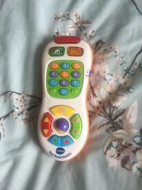 Vtec musical tv remote
