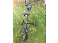 For sale Icart duo golf trolley