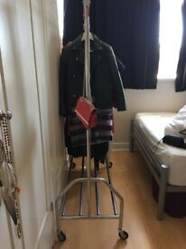 Clothes rack!