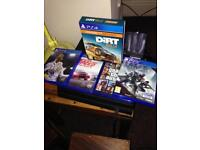 Ps4 pro 5 games