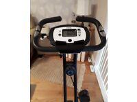 Exercise bike. Vivo x-trainer. hardly used.