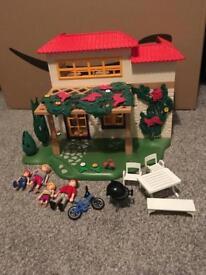 Playmobil Holiday Home 4857