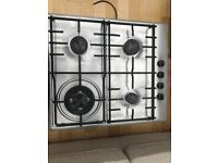 Gas Hob with Electric Ignition