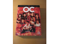 'The OC' complete Season 1 boxed set - 7 DVD's