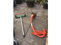 Free trimmer and scarifier