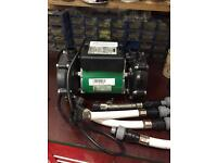 Salamander RSP50 Twin shower pump