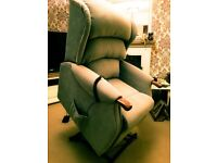 HSL Linton Dual Electric Rise & Recline Chair, BRAND NEW, UNUSED, HALF PRICE
