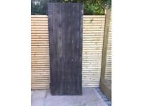 Tongue & groove panelled garden side gate