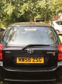 Car is in sale good conditions, 2007 Toyota Corolla, £1250