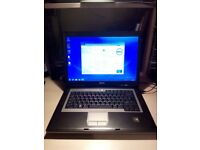 Dell laptop with Windows 7
