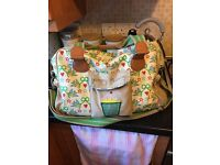 Yummy Mummy baby change bag RELISTED DUE TO TIMEWASTER