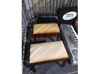 Piano stool (display)