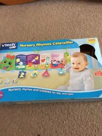 Vetch nursery rhymes caterpillar