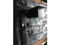 JVC Sound Bar and Subwoofer JVC TH-WL771B