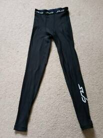 Brand New Black Compression Bottoms Size Medium