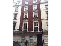 Period Mayfair 3 and 4 desks office on Bolton Street from £346/week