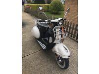 125cc Modena scotter