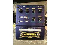 Akai E2 Headrush looper / delay/ tape echo