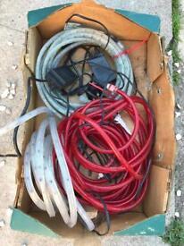 Christmas rope lights X3 sets