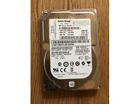"""IBM 500GB SAS 7.2k 2.5"""" 6G Hard Drive, Seagate ST9500620SS, 49Y1851 / 49Y1855"""