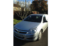 Astra Van 1.4 Petrol and LPG